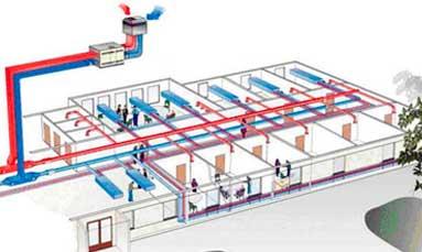 Проектирование систем вентиляции в Минске