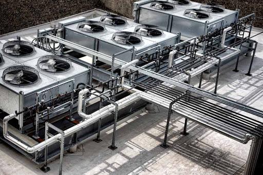 Охлаждение оборудования
